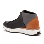 NEW Tsubo Mid Rise Kenson Shoe CONDITION Brand New in Box.  Black with grey and ...