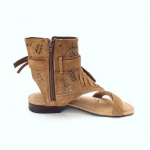 NWT Leather Naughty Monkey Sandal New with tags and box! Super cute, genuine lea...