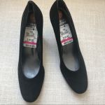 NWT Stuart Weitzman Black Classic Pumps 9.5 Narrow Brand new with tags NWT Stuar...