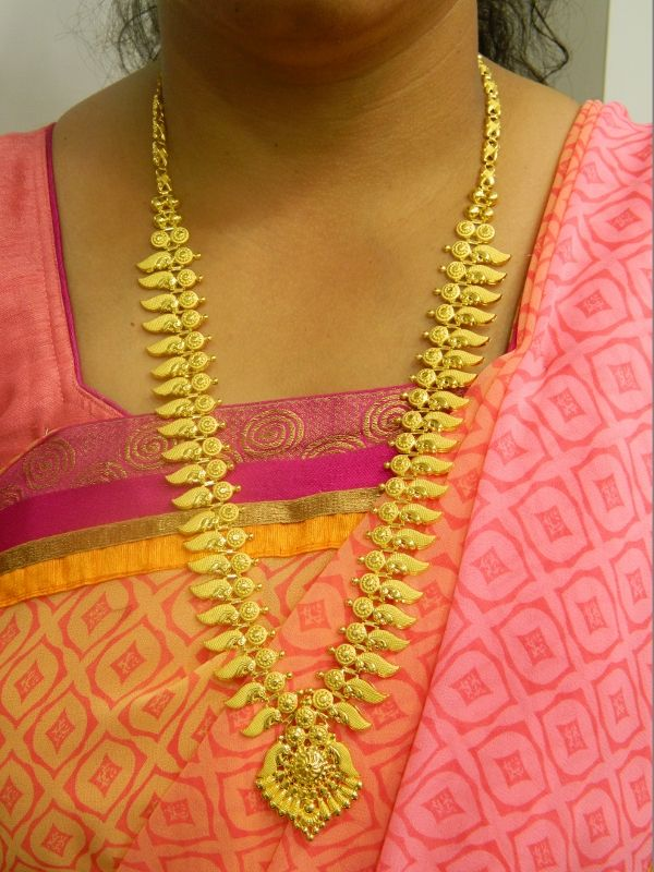 Necklaces / Harams – Gold Jewellery Necklaces / Harams (NK23592359-24)…