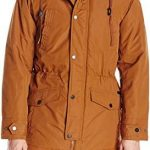 New Ben Sherman Men's Parka Jacket Sherpa Hood Lining online shopping