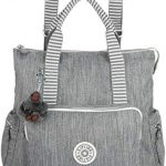 New Kipling Women's Alvy 2-in-1 Convertible Tote Bag Backpack, Wear 2 Ways, Zip ...
