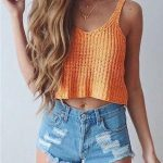 New Ladies Women Knitted Short Sleeveless Crop Tops Lady Vest Tanks Camis Bralet Bra Fashion New Summer Outfits
