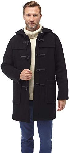 New Original Montgomery Mens Duffle Coat – Toggle Coat online