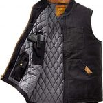 New Venado Concealed Carry Vest Men - Heavy Duty Canvas - Conceal Carry Pockets online shopping