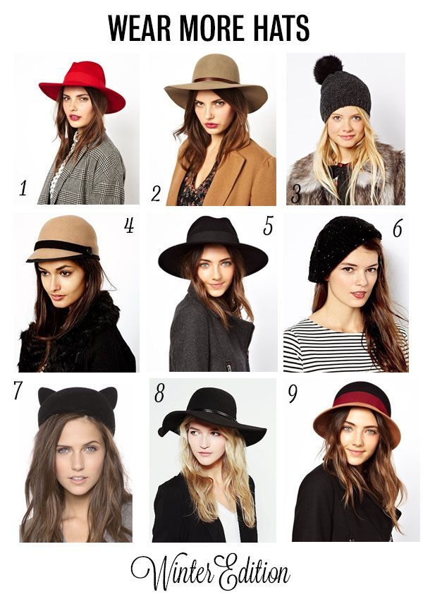 New Year's Resolution – Wear More Hats