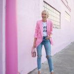 Nice 41 Combinations Of Stylish Pink Outfits For Women