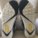 Nike Bo Jackson Sneakers Moderate Wear/slight wear at top/ankle  Plenty of tread...