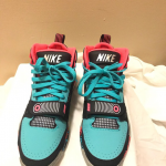 Nike Bo Jackson South Beach Great MIAMI colors and hard to find Nike Shoes Sneak...
