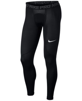 Nike Men's Pro Dri-FIT Compression Leggings & Reviews – All Activewear – Men – Macy's