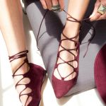Nine West SIGNMEUP GLADIATOR FLATS - Shoes Post