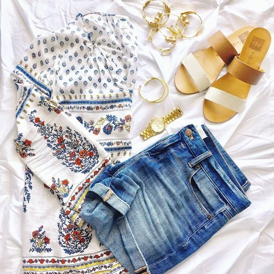 Old Navy Casual Outfit