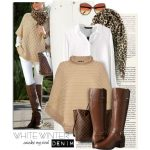 *On Trend: Winter White Denim