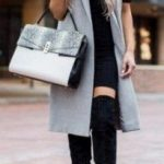 Outfits With Long Vests - thelatestfashiontrends.com