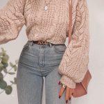 Outfits para hacer de un aburrido suéter tu prenda más atractiva
