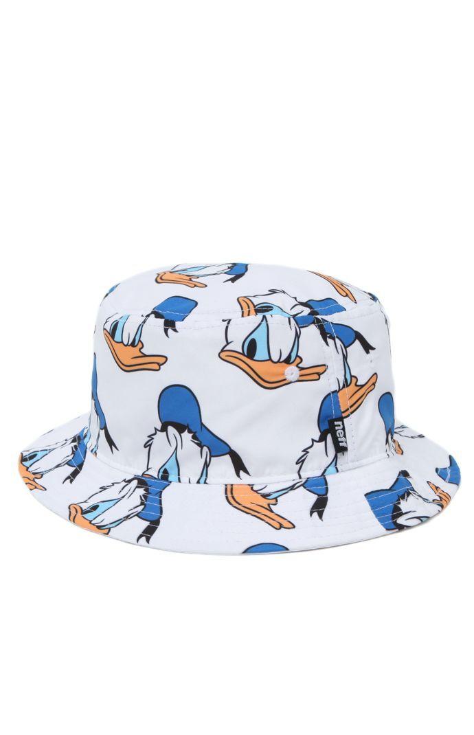 PacSun presents the NeffDonald Bucket Hat for men. This trendy men's bucke…