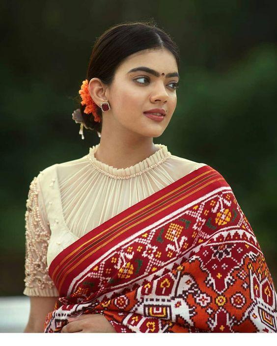 Pattu Saree Blouse Designs 2019