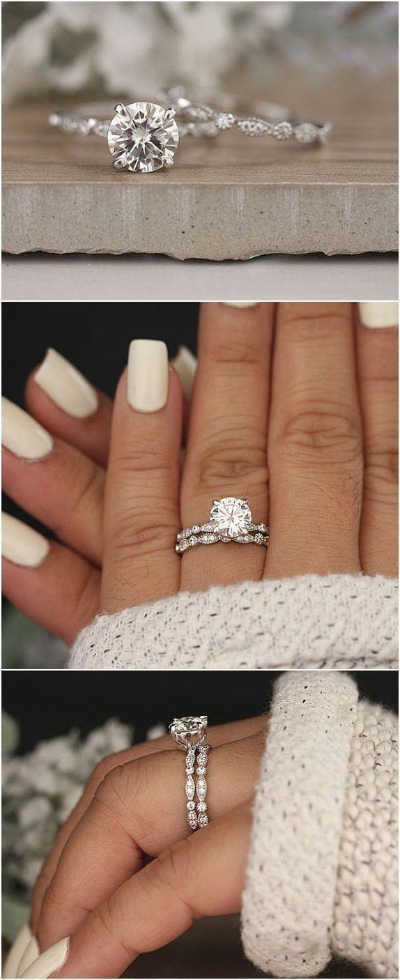 Pear shaped Aquamarine engagement ring rose gold Unique diamond wedding Alternative vintage Antique Stacking bridal gemstone Anniversary – Fine Jewelry Ideas