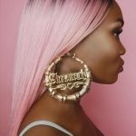 Personalised Bamboo Earrings