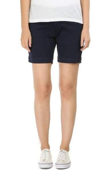 Plain Short – Navy Blue