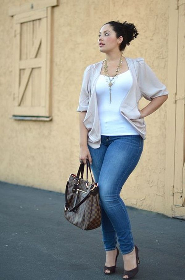 Plus Size Outfits On A Budget