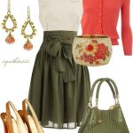 Polyvore Inspired Church Outfits (2)