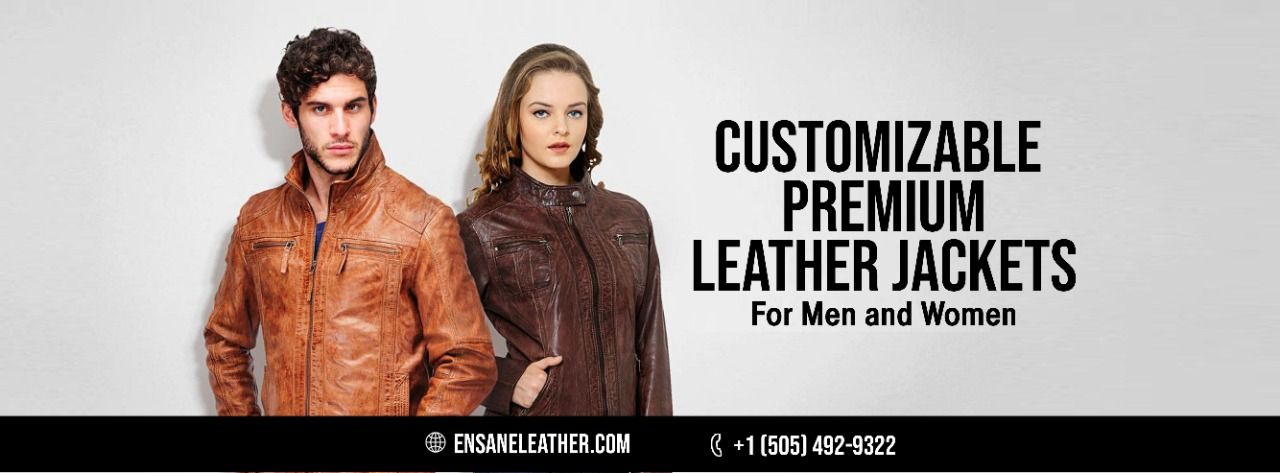 Premium Custom Leather Jackets For Men And Women