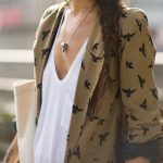#Printed Blazer  New Look #2dayslook #NewLook #ramirez701 #sunayildirim www.2day...