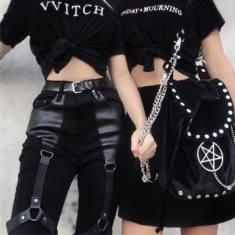 Punk Rock Gothic Fashion Cargo Pants – Sunshine's Boutique & Gifts