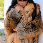 REAL SMOKEY FOX FUR COAT. SMOKEY FOX ! ECHT SMOKEY FUCHS. All skins used in our ...