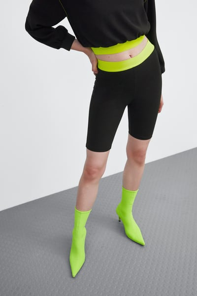 STRETCH CYCLING TROUSERS