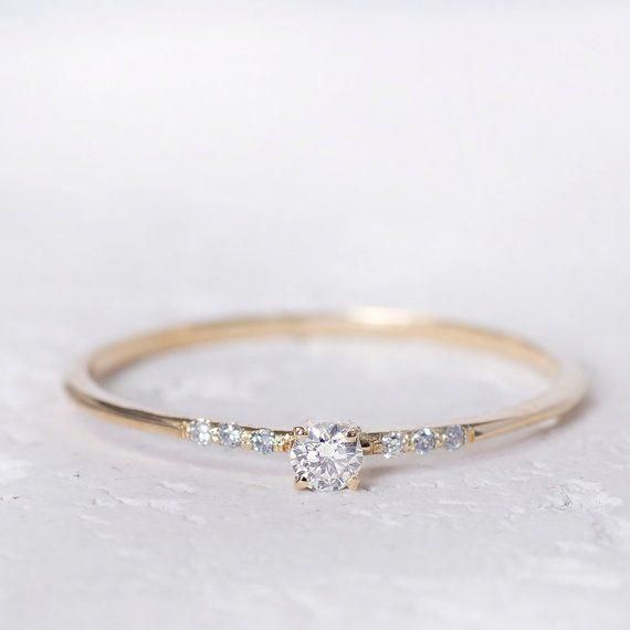 Sapphire engagement ring Vintage Alternative Oval cut white gold Antique Delicate Flower Halo diamond wedding Unique bridal Anniversary gift