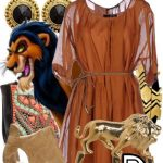 Scar isn't so scary in this Lion King inspired outfit.  | Disney Fashion | Disne...