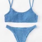 Shirred Bikini
