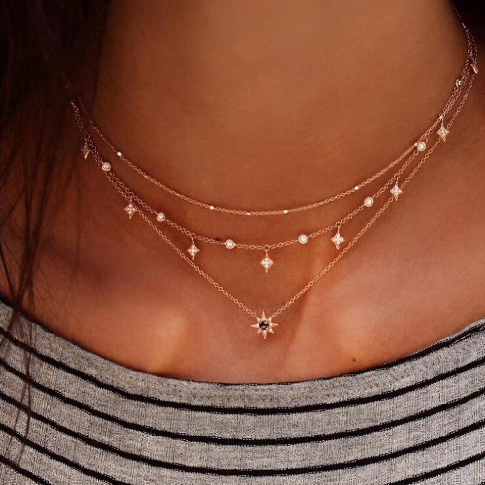 Sky Necklace Set