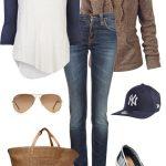 Sporty Chic Style und Outfit Ideen für Damen
