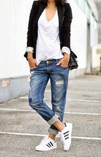 Stiledi: Boyfriend Jeans Nasıl Kombinlenir?