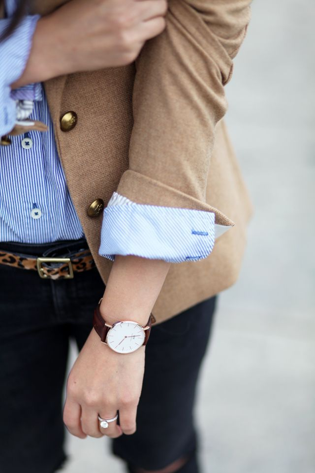 Stitch Fix: Like a blazer that will allow the sleeves to be rolled up with a shi…