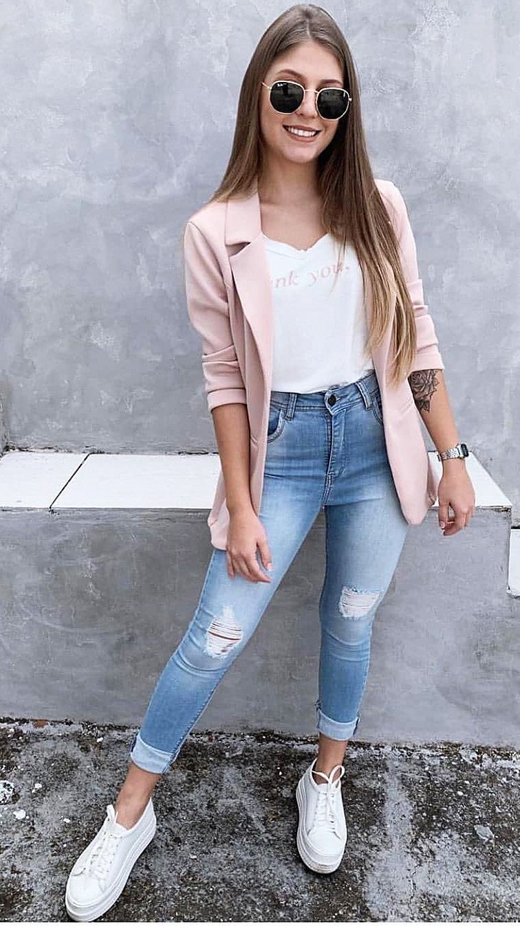 Street Fashion Ideas Of Beautiful Women With Summer Different Styles. Page 95
