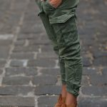 Street Style Military Pants and Army Trousers For Women (20)