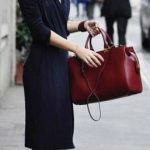 Street Style outfit Ideas With Red Color
