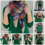 Style It: The Blanket Scarf