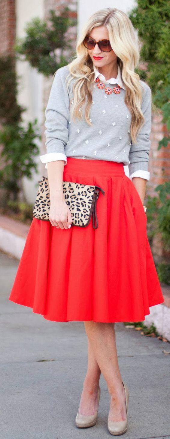 Sunday Church Outfit Ideas (1)
