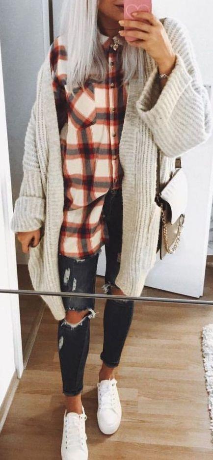 Super how to wear flannel shirt cute Ideas