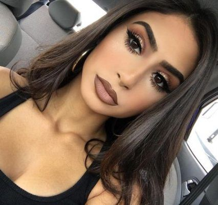 Super wedding makeup for brown eyes red lips faces 58+ Ideas