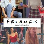 TV SERIES FRIENDS - Inspired outfits                                            ...