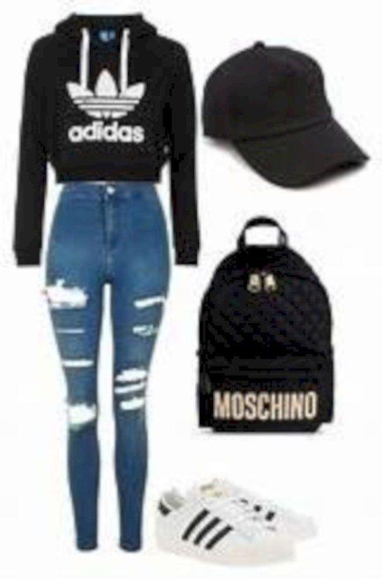 Teen Fashion Ideas For School In Winter 07