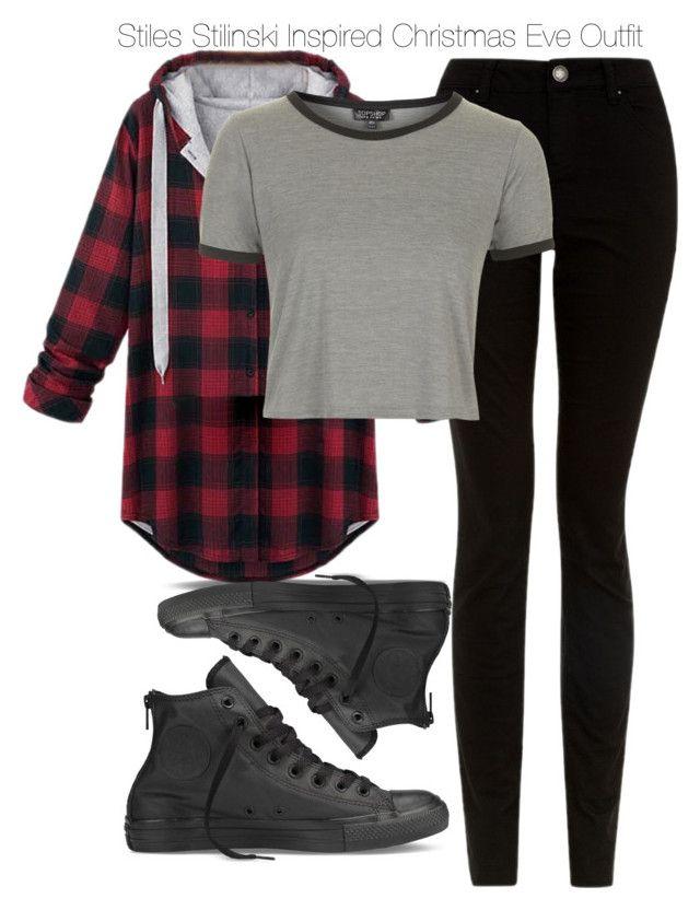 Teen Wolf – Stiles Stilinski Inspired Christmas Eve Outfit