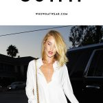 The 3-Piece Outfit Loved by Rosie Huntington-Whiteley and More