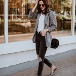 The Comfiest Plaid Blazer You Need — Girl Meets Gold